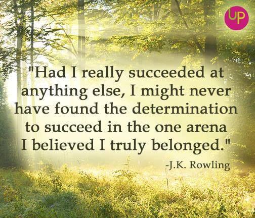 Rowling succeeding